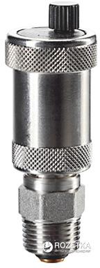 Воздухоотводчик автоматический VALVEX Alfa 1/2″ с клапаном никелированный (4700330)