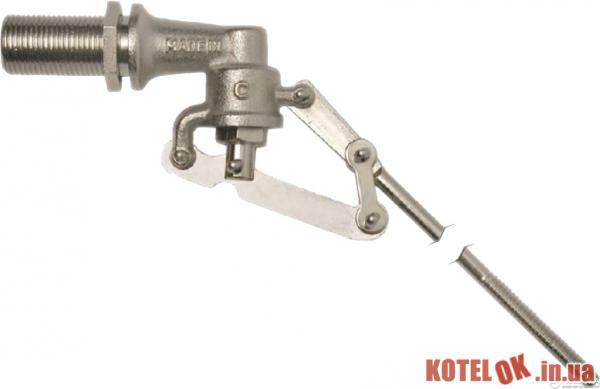 Клапан поплавковый для емкостей F.A.R.G. Srl 1/2″ 175 мм с пластиковой сферой (510/1.1/2)
