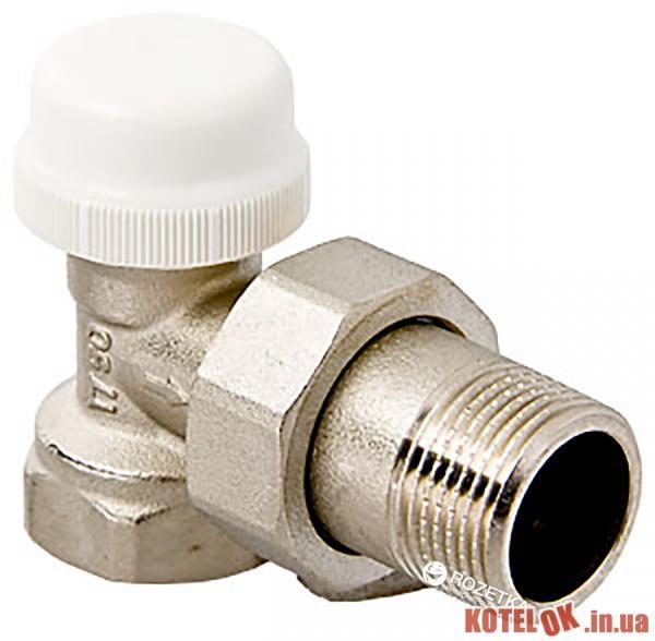 Клапан термостатический VALTEC для радиатора угловой 3/4″ (DVT310005 )