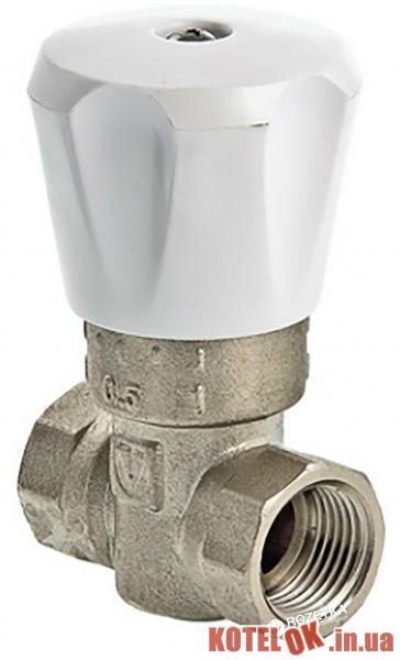 Кран радиаторный VALTEC двойной регулировки 1/2″ (ARV000404 )