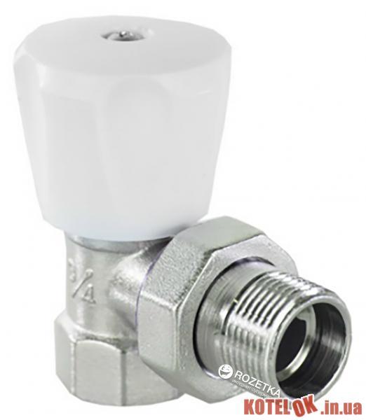 Клапан VALTEC регулирующий угловой 3/4″ (DVT070005 )