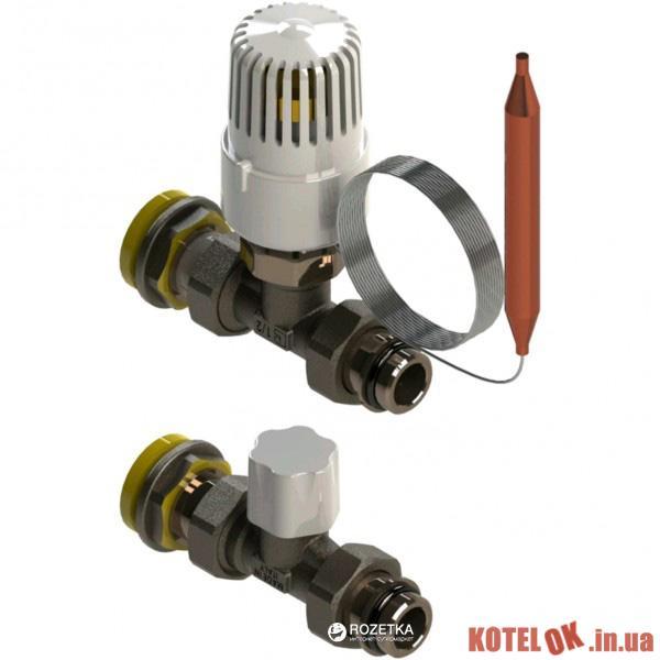 Комплект термоклапанов LUXOR 1″ (2270118068010)