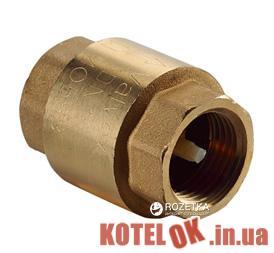 Клапан обратный VALVEX Tiger 1/2″ ВВ с пружиной (1900200)