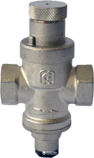 Редуктор давления GRANDINI никелированный 1/2″ (XF80832D1/2)