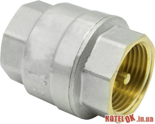 Обратный клапан HLV с латунным штоком ВВ 3/4″ (HLV-108162.N.02)