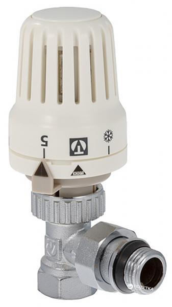 Терморегулятор радиаторный VALTEC угловой 1/2″ (DVT470004 )