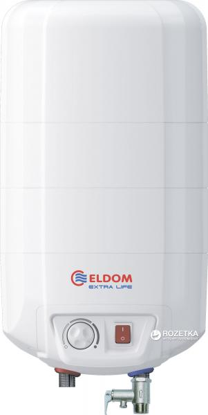 Бойлер ELDOM Extra life 15 под мойкой 2.0 kw 72326PMP