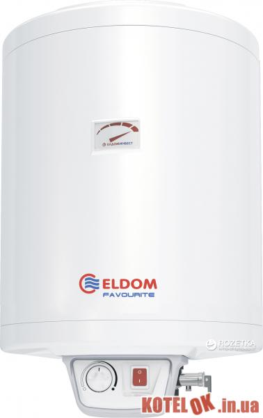 Бойлер ELDOM Favorite 30 SLIM 1,5 kW 72269