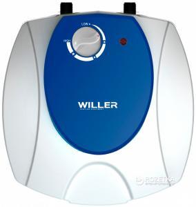 Бойлер WILLER PU 6 R optima mini